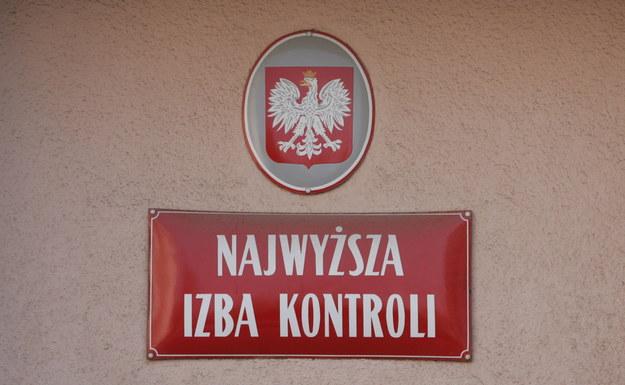 Najwyższa Izba Kontroli /Bartłomiej  Zborowski /PAP