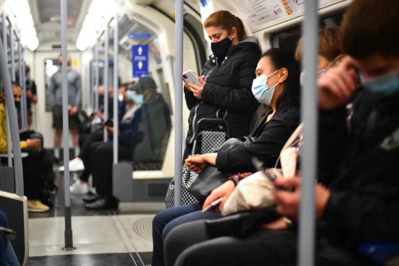 Najwyższa od początku epidemii liczba wykrytych zakażeń w Wielkiej Brytanii, zdj. ilustracyjne /Victoria Jones/PA Images /Getty Images