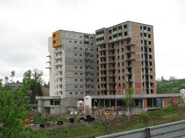 Najwyższe stawki za metr kwadratowy są domeną dużych mieszkań i apartamentów /INTERIA.PL