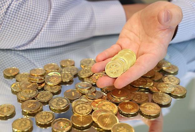 Najwyższy urząd nadzoru usług finansowych w Niemczech ostrzega przed bitcoinem /AFP