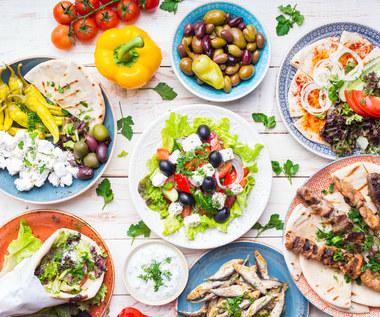 Najzdrowsze greckie potrawy