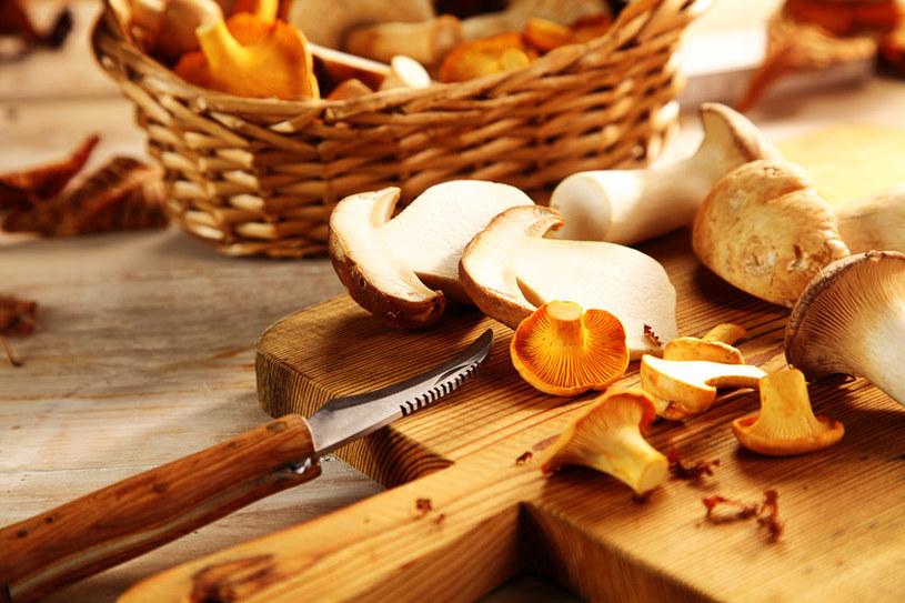 Najzdrowsze grzyby są bogate w minerały i witaminy, które wspierają pracę organizmu /123RF/PICSEL