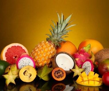 Najzdrowsze owoce egzotyczne, które warto włączyć do diety