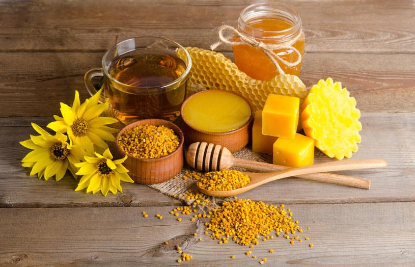 Najzdrowsze produkty pochodzenia pszczelego /©123RF/PICSEL