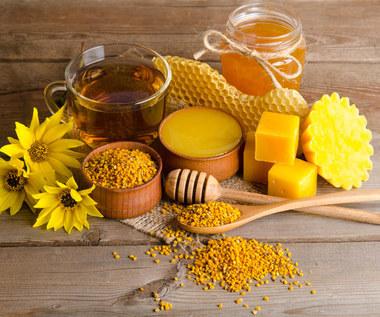 Najzdrowsze produkty pochodzenia pszczelego