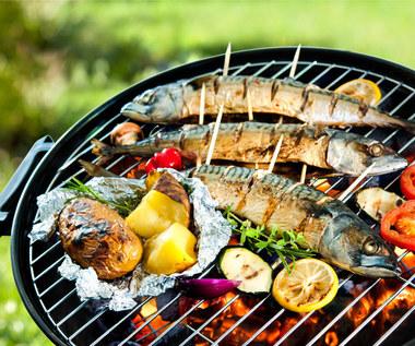 Najzdrowsze ryby do grillowania
