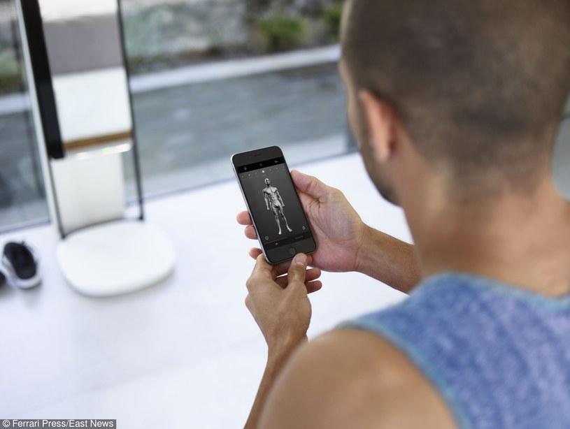 Naked 3D Fitness Tracker /East News