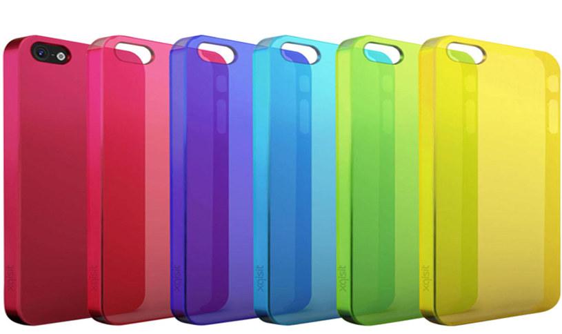 Nakładka typu hard case iPlate Glossy /materiały prasowe