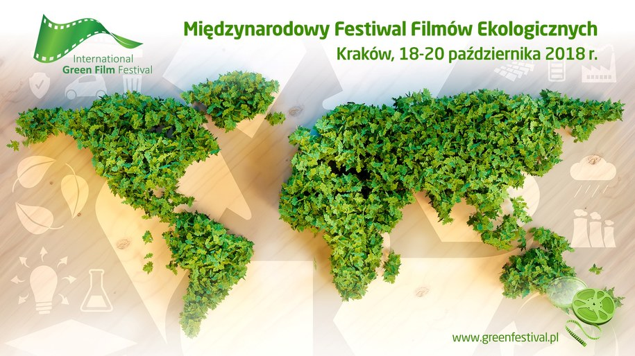 Nakręć film ekologiczny i pokaż go na festiwalu w Krakowie /RMF FM
