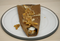 Naleśniki gryczane z kurkami i mozzarellą