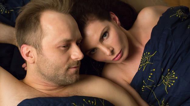 Namiętność połączy Agatę i Marka już w pierwszym odcinku nowej serii /Agencja W. Impact