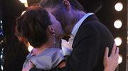 Namiętny pocałunek Urbańskiej