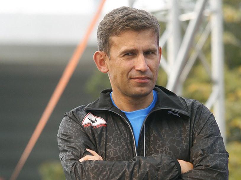 Namolny Robert Korzeniowski. /Baranowski /AKPA