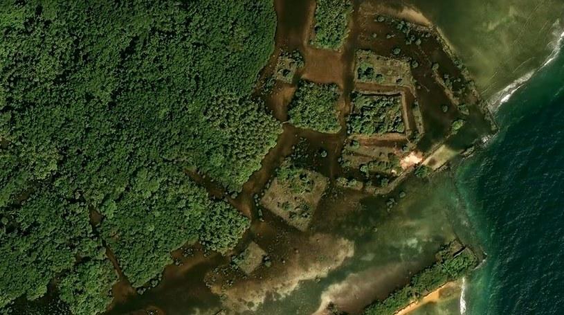 Nan Madol to starożytne miasto na środku oceanu /YouTube