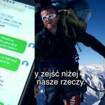 """Nanga Parbat: Elizabeth Revol o Tomaszu Mackiewiczu: """"Okłamałam go i ja też czuję się zdradzona"""""""