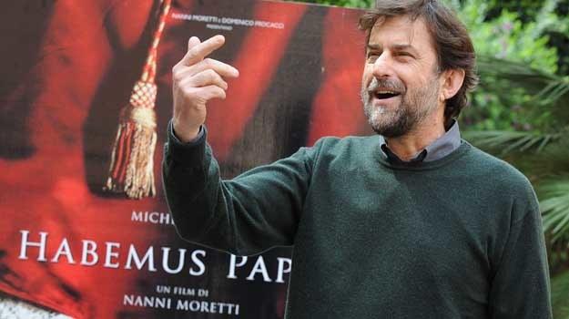 Nanni Moretti nie podpadł Watykanowi /AFP