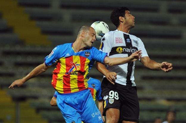 Nano (z lewej) z Levante Walencja/fot. Valerio Pennicino /Getty Images
