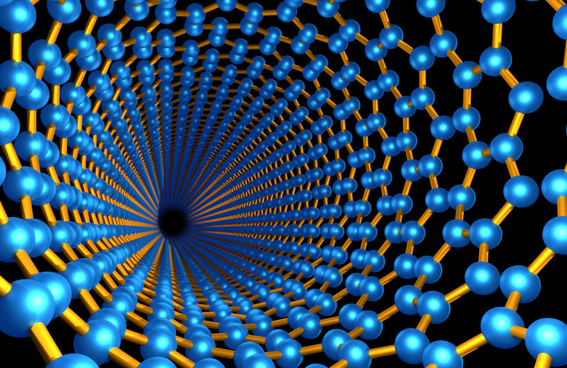 Nanorurki węglowe mogą być wykorzystywane do produkcji energii /123RF/PICSEL