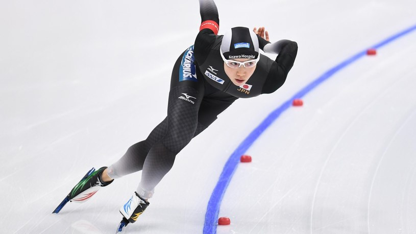 Nao Kodaira of Japan competes in the ladies 1000m during the ISU World Single Distances Speed Skating Championships - Gangneung - Test Event For Pyeongchang 2018 Olympic Winter Games at Gangneung Oval on February 11, 2017 in Gangneung, South Korea /Getty Images