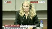 Naomi Campbell kłamie?