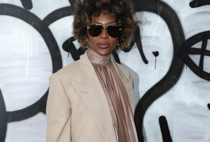 Naomi Campbell na pokazie marki Louis Vuitton /Bertrand Rindoff Petroff /Getty Images