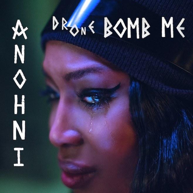 Naomi Campbell w klipie Anohni /