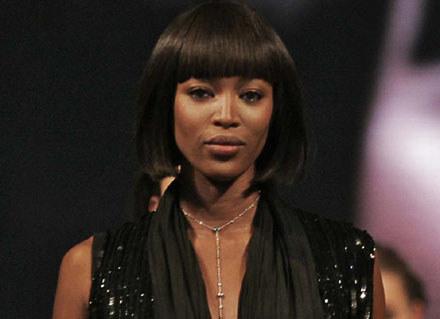Naomi Campbell zadebiutuje w serialu telewizyjnym /AFP