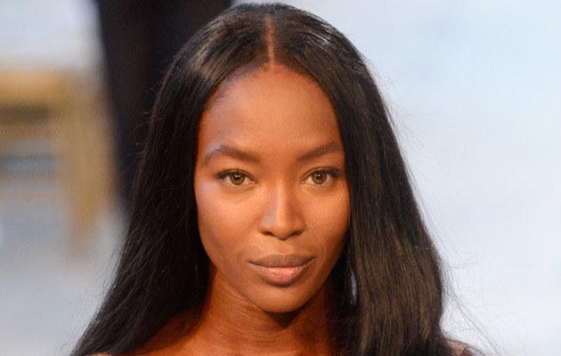 Naomi Campbell /Getty Images