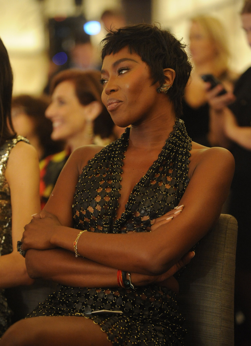 Naomi Campbell /Brad Barket /Getty Images