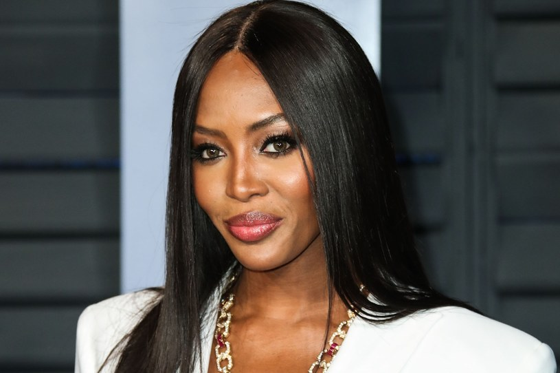 Naomi Campbell /Face to Face/REPORTER /East News