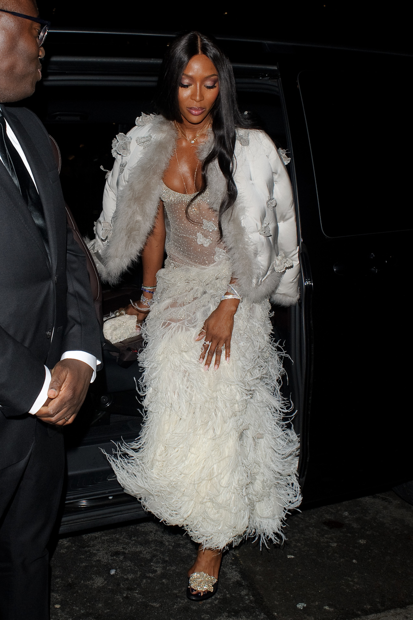 Naomi Campbell /GC Images /Getty Images
