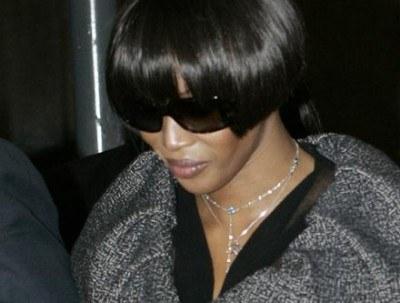 Naomi dostała 5 dni robót publicznych /AFP