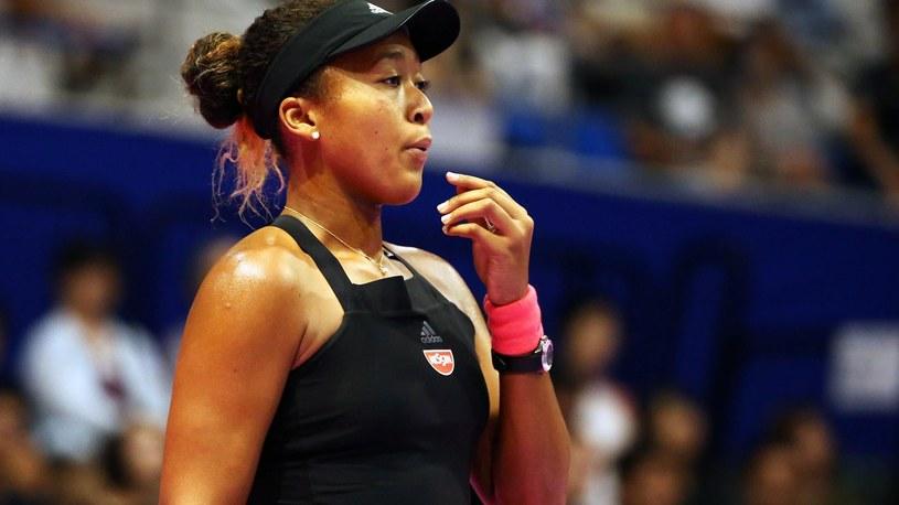 Naomi Osaka (WTA Tokio) /Getty Images