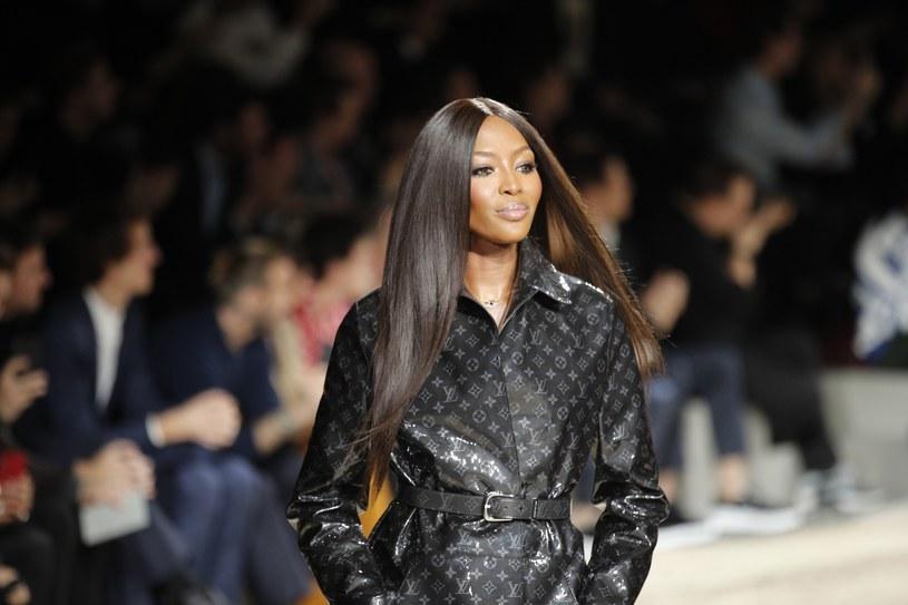 Naomi została odkryta w wieku zaledwie 15 lat /East News