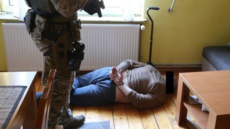 Napad miał pomóc załatać domowy budżet /Komenda Stołeczna Policji w Warszawie /