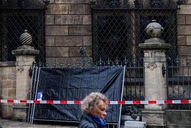 """Napad na skarbiec w Dreźnie jak z """"Mission Impossible"""""""