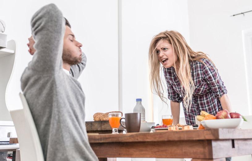 Napady złości mogą być wywołane brakiem odpowiednich pierwiastków w organzmie /123RF/PICSEL