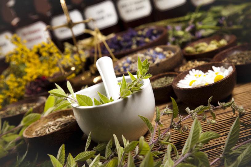 Napary z roślin zwalczają wiele dolegliwości /123RF/PICSEL