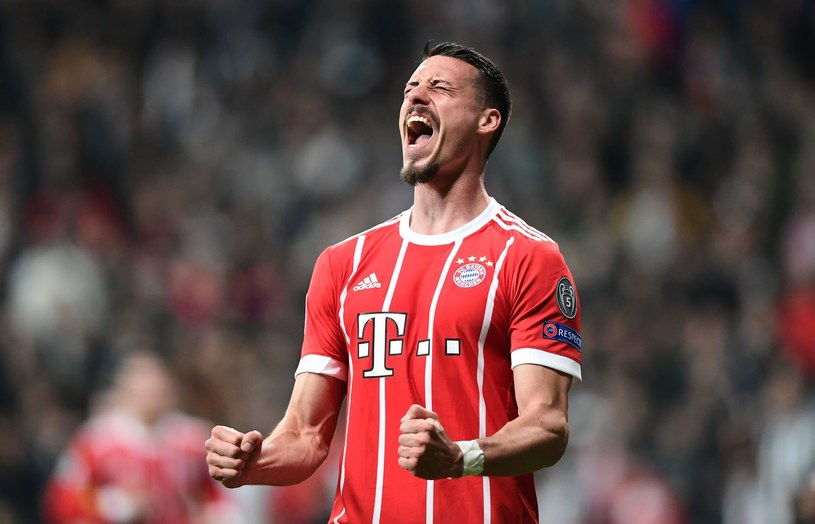 Napastnik Bayernu Monachium Sandro Wagner /AFP