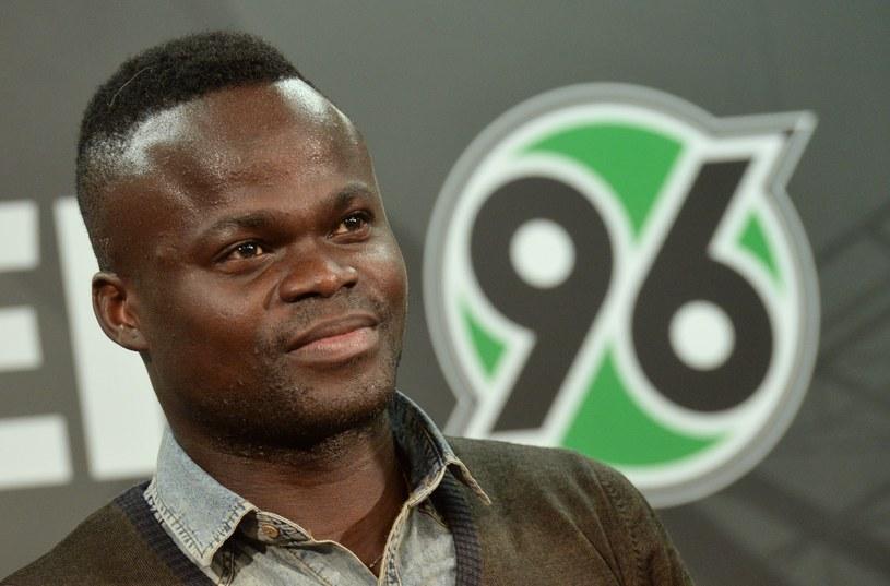 Napastnik Hannoveru 96 Didier Ya Konan /AFP