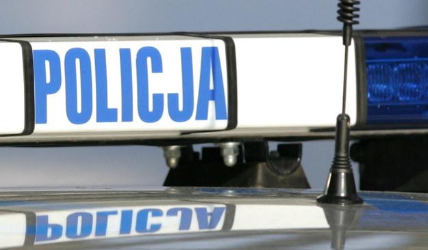 Napastnik jest od wczoraj w rękach policji /Adam Ciereszko /PAP