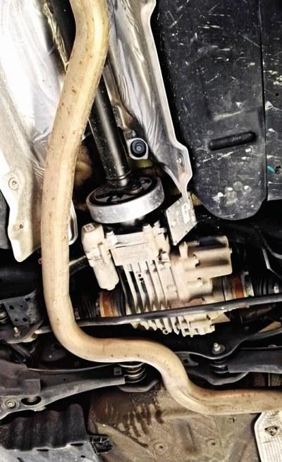 napęd 4x4 /Motor