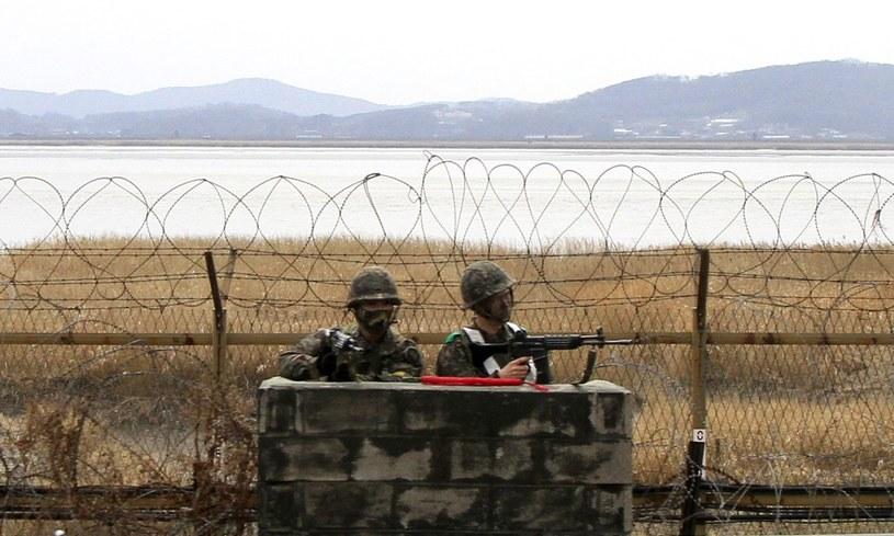 Napięcie między Koreami rośnie /AFP