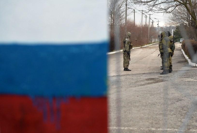 Napięcie na Krymie nie słabnie. /AFP