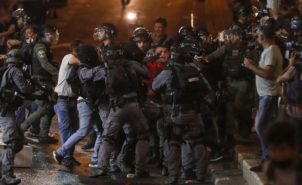 Napięcie we Wschodniej Jerozolimie. Szef ONZ wezwał Izrael do powściągliwości
