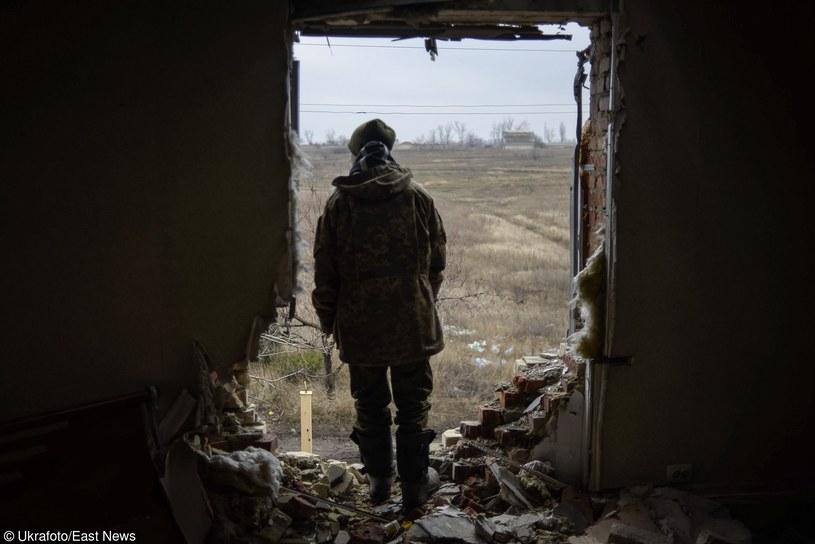 Napięta sytuacja na wschodzie Ukrainy/Zdj. ilustracyjne /Chernyshev Alexey/Ukrafoto /East News