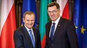 Napięte stosunki między Polską i Litwą. Tusk gotów do rozmów