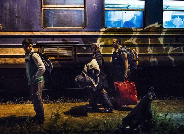 Napływ uciekinierów do państw Unii Europejskiej przez Morze Śródziemne to konsekwencja arabskiej wiosny i konfliktów na północy Afryki /DIMITAR DILKOFF /East News