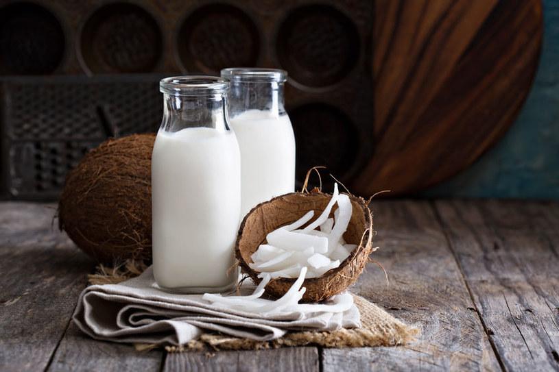 Napój kokosowy /©123RF/PICSEL