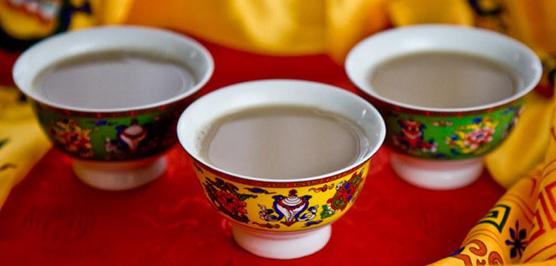 napoj tybetański /© Photogenica